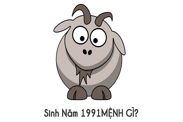 Nam 1991 mệnh gì? xem màu hợp mệnh gia chủ Tân Mùi