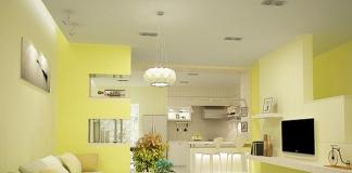 Muốn có tài lộc, mệnh kim hợp màu gì khi sơn nhà?