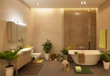 Mẹo vặt bài trí nhà tắm thành khu nghỉ dưỡng lý tưởng
