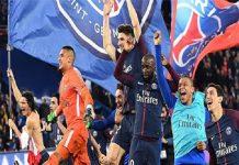 PSG lại lên ngôi ở Ligue 1