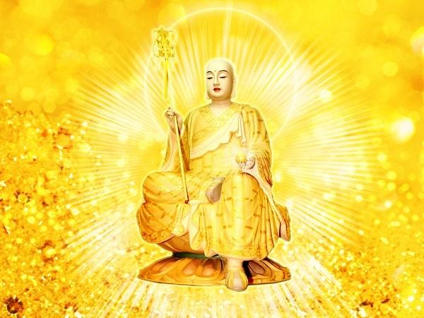 Tìm hiểu về Địa Tạng Vương Bồ Tát - Tiền thân của Địa Tạng Vương