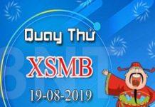 Nhận định KQXSMB ngày 19/08 từ các cao thủ