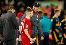 Người thay Klopp dẫn dắt Liverpool là ai?