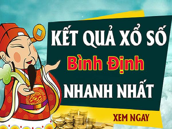 Soi cầu XS Bình Định chính xác thứ 5 ngày 28/11/2019