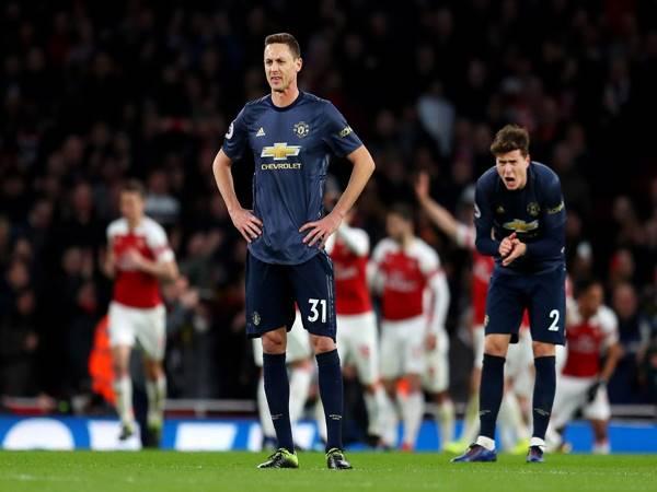 Man Utd lại bại trận, nên đón 2 đứa con trở lại