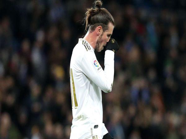 Gareth Bale cảm thấy khó chịu với CĐV Real Madrid