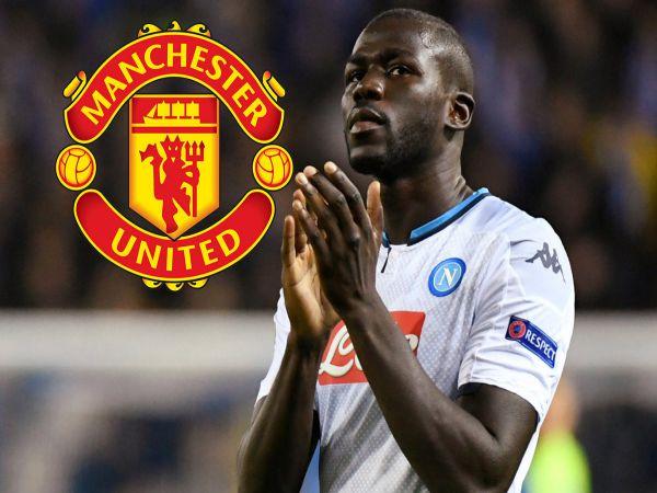 MU đề nghị mời Koulibaly về Old Trafford