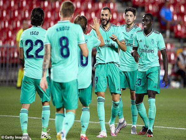Tất cả cầu thủ Real đều xứng đáng giành QBV