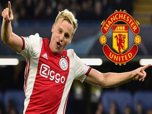 Chuyển nhượng tối 26/8: Van de Beek muốn thi đấu tại Premier League