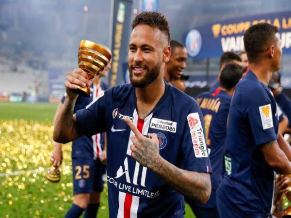 Neymar có thu nhập bằng cả đội Atalanta cộng lại