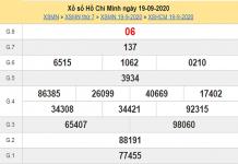 Phân tích KQXSHCM ngày 21/09- Chốt kết quả xổ số hồ chí minh thứ 2