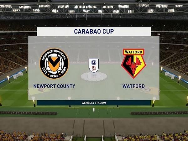 Soi kèo Newport vs Watford 01h00, 23/09 - Cúp Liên đoàn Anh