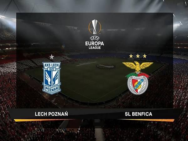 Soi kèo Lech Poznan vs Benfica 23h55, 22/10 - Europa League