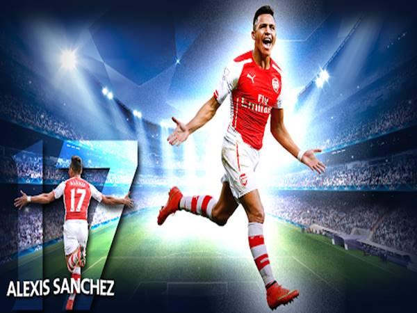 Tiểu sử Alexis Sanchez - Ngôi sao bóng đá người Chile