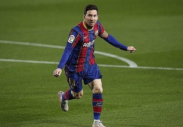 Messi chói sáng, Barcelona thắng đậm Getafe