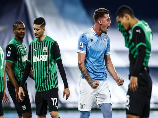 Dự đoán kèo Châu Á Sassuolo vs Lazio (1h45 ngày 24/5)