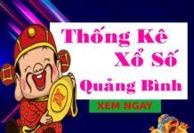 Thống kê xổ số Quảng Bình 13/5/2021