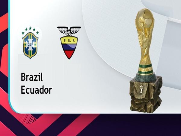 Soi kèo Brazil vs Ecuador – 07h30 05/06, VLWC KV Nam Mỹ