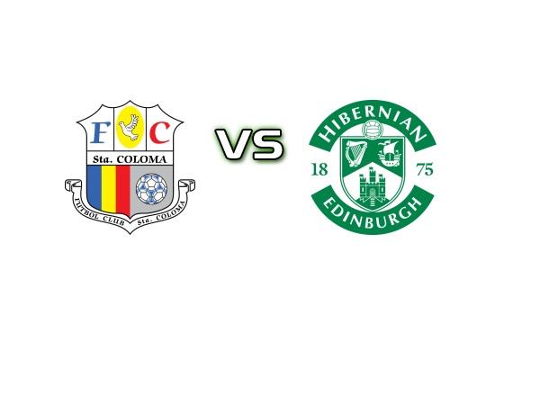 Nhận định Santa Coloma vs Hibernian – 23h30 29/07/2021, Cúp C3 Châu Âu
