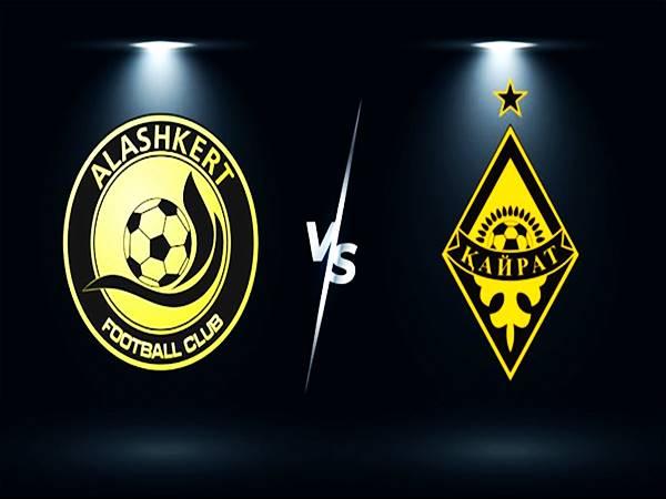 Nhận định Alashkert FC vs Kairat Almaty, 22h00 ngày 12/08 Cup C2