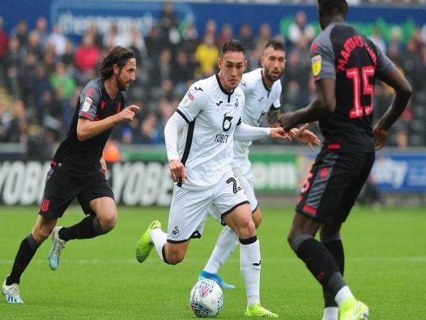 Nhận định kèo Swansea vs Stoke, 1h45 ngày 18/8 - Hạng nhất Anh