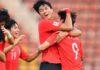 Nhận định tỷ lệ U23 Hàn Quốc vs U23 Philippines (16h00 ngày 25/10)